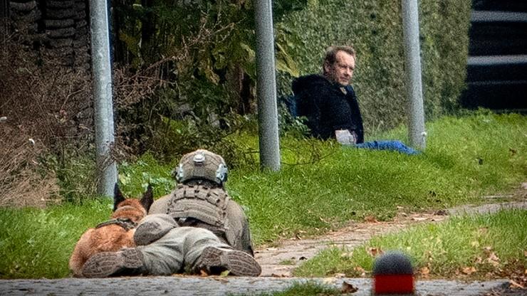 Skazany na dożywocie za zabójstwo dziennikarki uciekł z więzienia. Akcja trwała trzy godziny