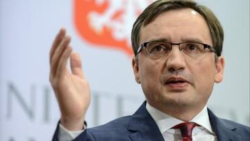 PO żąda dymisji Ziobry. Po publikacji nt. finansowania Solidarnej Polski