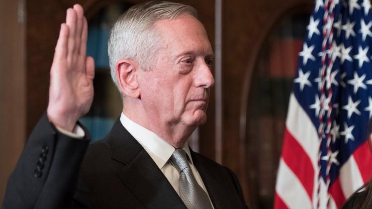 Szef Pentagonu rozmawiał z szefem NATO, podkreśla znaczenie Sojuszu