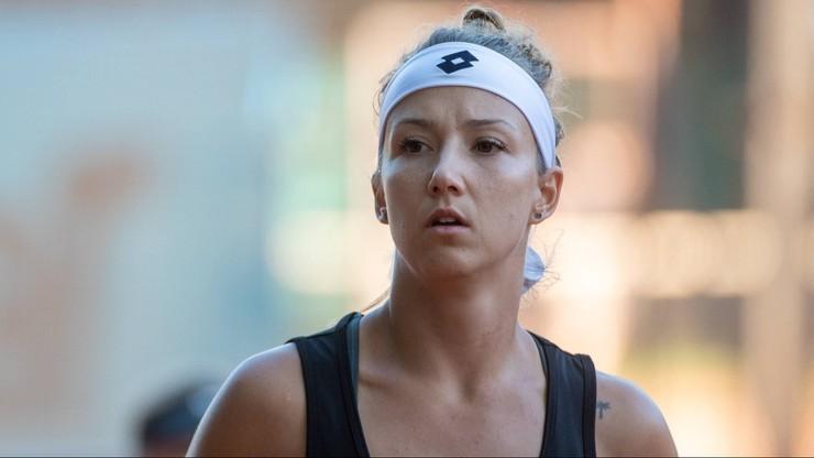 WTA w Stambule: Paula Kania-Choduń awansowała do drugiej rundy debla