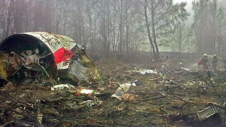 wPolityce.pl: ślady substancji używanych do produkcji materiałów wybuchowych na szczątkach Tu-154M