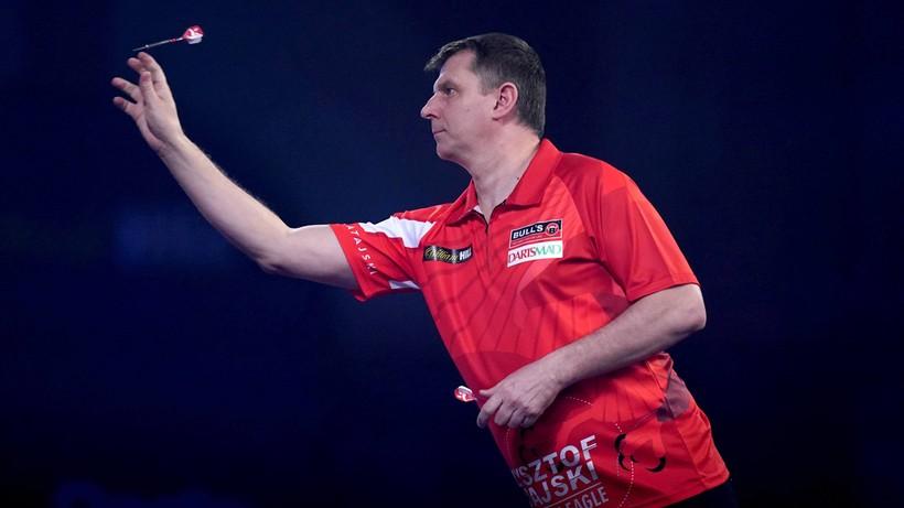 World Matchplay: Krzysztof Ratajski przegrał z Dimitri Van den Berghiem w półfinale