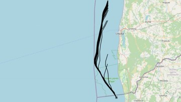 """Wyciek ropy do Bałtyku. """"Sytuacja opanowana"""""""