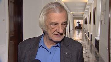 Terlecki krytykuje Gowina i Jackowskiego za słowa o zarobkach w NBP: niepożyteczne dla naszego obozu