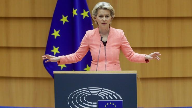 Propozycja Komisji Europejskiej: nie 40 proc., a co najmniej 55 proc. redukcji emisji CO2