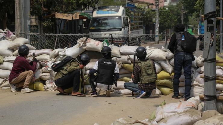 USA zawieszają układ o wymianie handlowej z Birmą