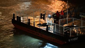 Siedem osób nie żyje, los 21 jest nieznany. Na Dunaju zatonął statek
