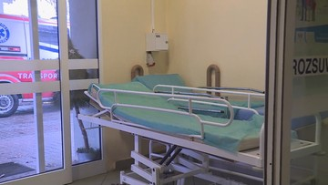 Dwóch mężczyzn z podejrzeniem koronawirusa trafiło do gdańskiego szpitala