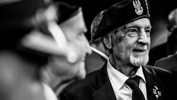 """Zmarł kpt. Jerzy Nowicki """"Plastuś"""". Żołnierz podziemia i artysta plastyk miał 89 lat"""