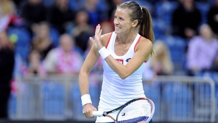 WTA w Nottingham: Rosolska i Spears w półfinale debla