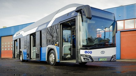 Już wiemy, w jakim mieście pojawi się pierwszy wodorowy autobus [WIDEO]