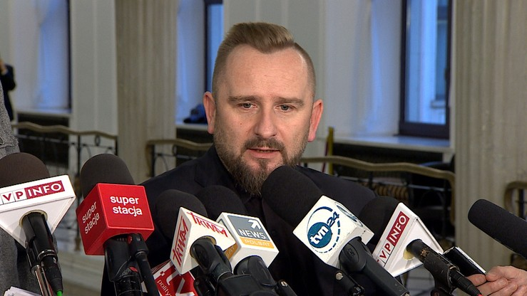 Liroy-Marzec: niech szef MSWiA wyjaśni kontrolę policji w moim biurze poselskim