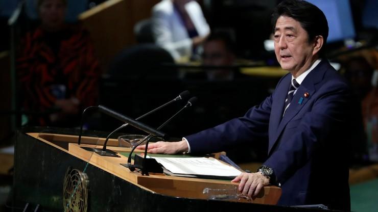 Premier Japonii: czas rozmów z Koreą Północną się skończył