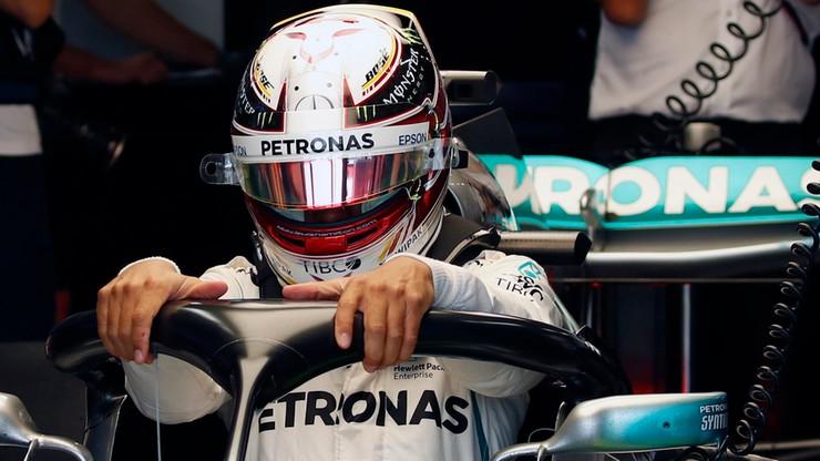 Formuła 1: Hamilton zdobył w Japonii pole position