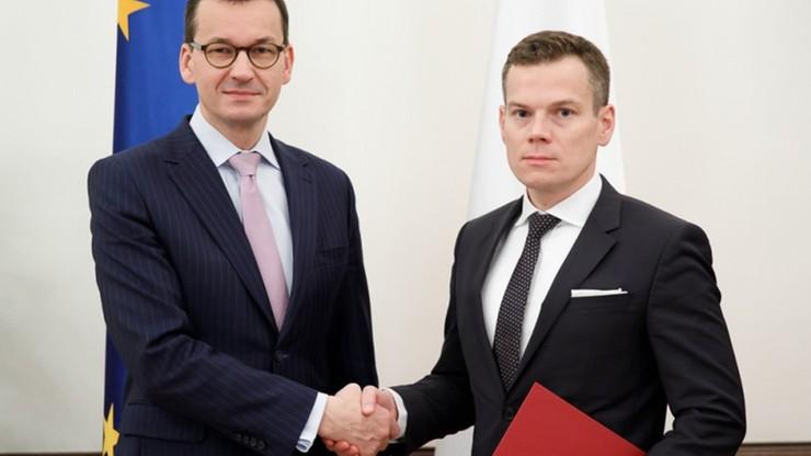 Jacek Jastrzębski nowym przewodniczącym KNF