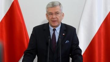 """""""Jeżeli Polska była prymusem w UE, to teraz jest liderem"""". Marszałek Senatu o decyzji KE"""