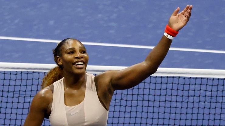 Serena Williams awansowała do trzeciej rundy US Open