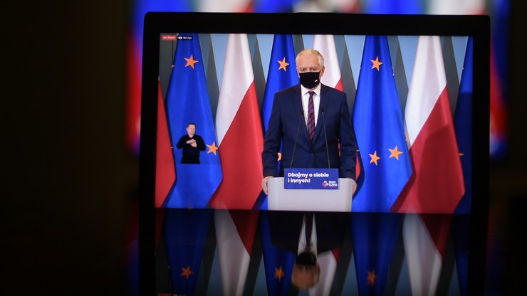 Gowin: apeluję o opamiętanie i dyskusję nad prezydenckim projektem
