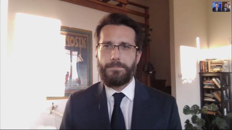 Jak Trzaskowski miałby dotrzeć do wyborców z Podkarpacia? Fogiel: zapewne limuzyną
