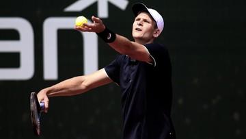 Australian Open: Hubert Hurkacz będzie rozstawiony. Cristian Garin wycofał się