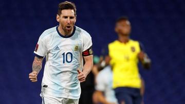 El. MŚ 2022: Inauguracyjna wygrana Argentyny po golu Lionela Messiego