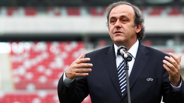 Platini krytykuje VAR: Piłka nożna nie może być rozstrzygana za pomocą wideo