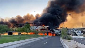 """Katastrofa kolejowa w USA. """"Scena jak z piekła"""""""