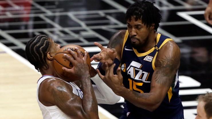 NBA: Koszykarze Utah Jazz idą jak burza. Odnieśli kolejne zwycięstwo