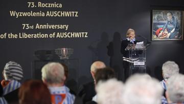 """73. rocznica wyzwolenia Auschwitz. """"Posiadam trzy imiona i cztery nazwiska. Dokładnej daty urodzenia nie znam"""""""