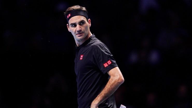 Federer przeszedł operację. Wróci do gry w 2021 roku