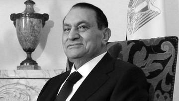 Nie żyje były prezydent Egiptu Hosni Mubarak. Ogłoszono żałobę narodową