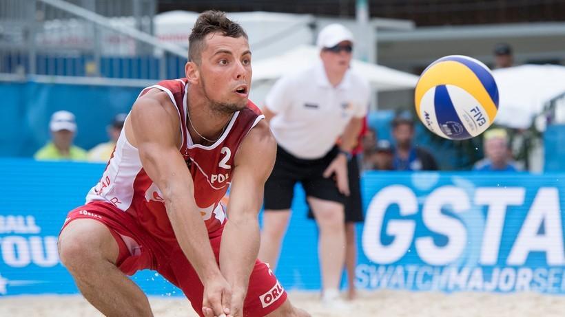 ME w siatkówce plażowej: Polacy w ćwierćfinale
