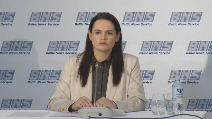 Cichanouska: wrócę na Białoruś, kiedy będę się tam czuć bezpiecznie