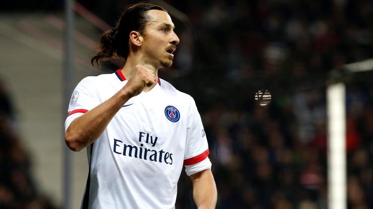 PSG miażdży następnego rywala. Ibrahimović bije kolejny rekord