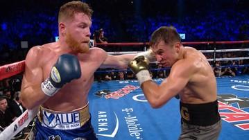 Saul Alvarez vs Giennadij Gołowkin. Skrót walki (WIDEO)