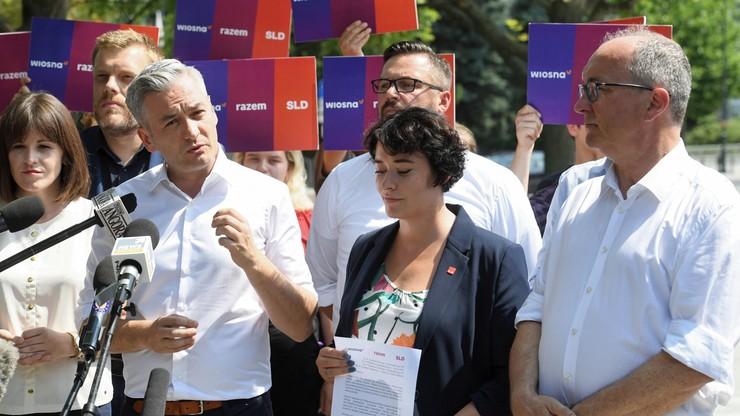 Lewica proponuje Pakt Senacki. Partie opozycji miałyby poprzeć tych samych kandydatów do Senatu