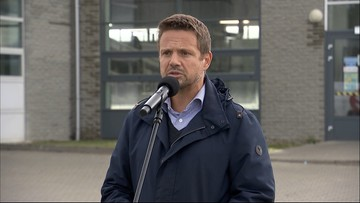 """Trzaskowski zwrócił się do rządu o pomoc ws. """"Czajki"""". Jest odpowiedź premiera"""