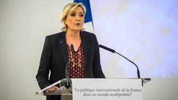 Le Pen: Rosja będzie strażnikiem równowagi europejskiej