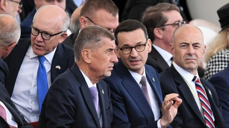 Trump powiedział Morawieckiemu, że podziwia Polskę za wzrost gospodarczy i osiągnięcia ostatnich lat