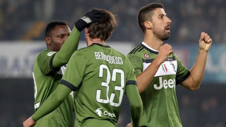 Puchar Włoch: Atalanta Bergamo - Juventus Turyn. Transmisja w Polsacie Sport News
