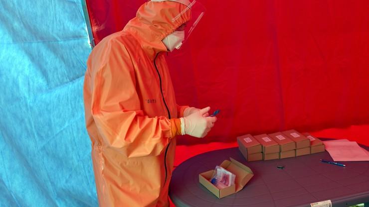 Rośnie liczba zakażonych koronawirusem w Polsce. Najwięcej chorych przybywa na Śląsku