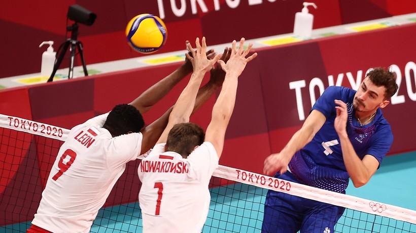 Półfinał igrzysk znów bez polskich siatkarzy! Francuzi lepsi po tie-breaku