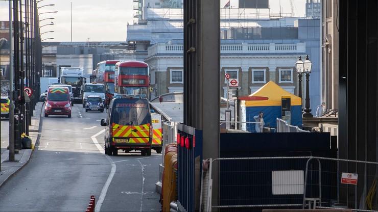 Atak w Londynie. Ofiarą nożownika koordynator kursu dla więźniów