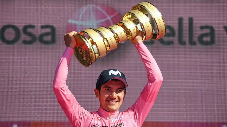 Vuelta a Espana: Nie wystartuje zwycięzca tegorocznego Giro