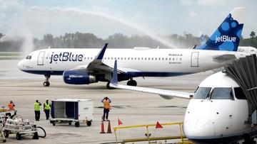 Pierwszy od 55 lat rejsowy lot pasażerski z USA na Kubę