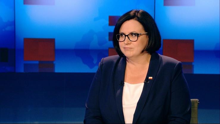 Małgorzata Sadurska podsumowuje rok prezydentury Andrzeja Dudy: głównym celem był szczyt NATO