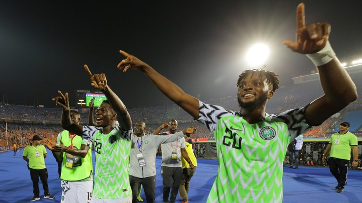 Puchar Narodów Afryki: Nigeria wyeliminowała RPA w ćwierćfinale
