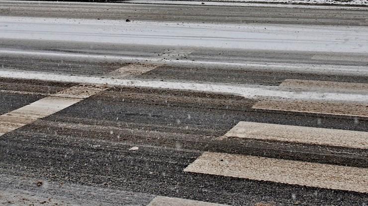 Śmiertelne potrącenie kobiety na przejściu dla pieszych w Świetokrzyskiem