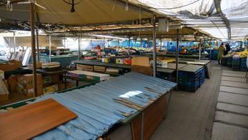 Minister rolnictwa: bazary są bezpieczniejsze niż sklepy