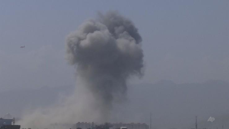 Ponad 60 rannych w zamachu w Kabulu